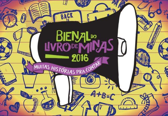 Bienal do Livro de Minas 2016_BH